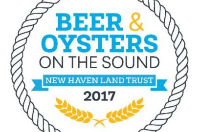 New Haven Land Trust Beer & Oysters on the Sound
