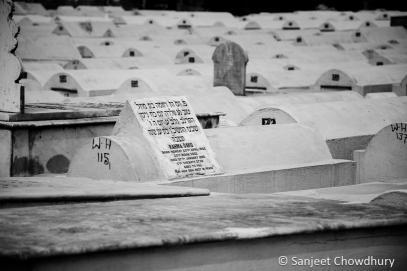 Jewish grave in Kolkata