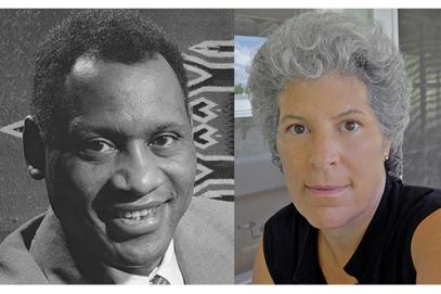 portraits of paul robeson and susan robeson
