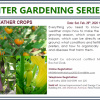 Winter Gardening Series: Warm Weather Crops